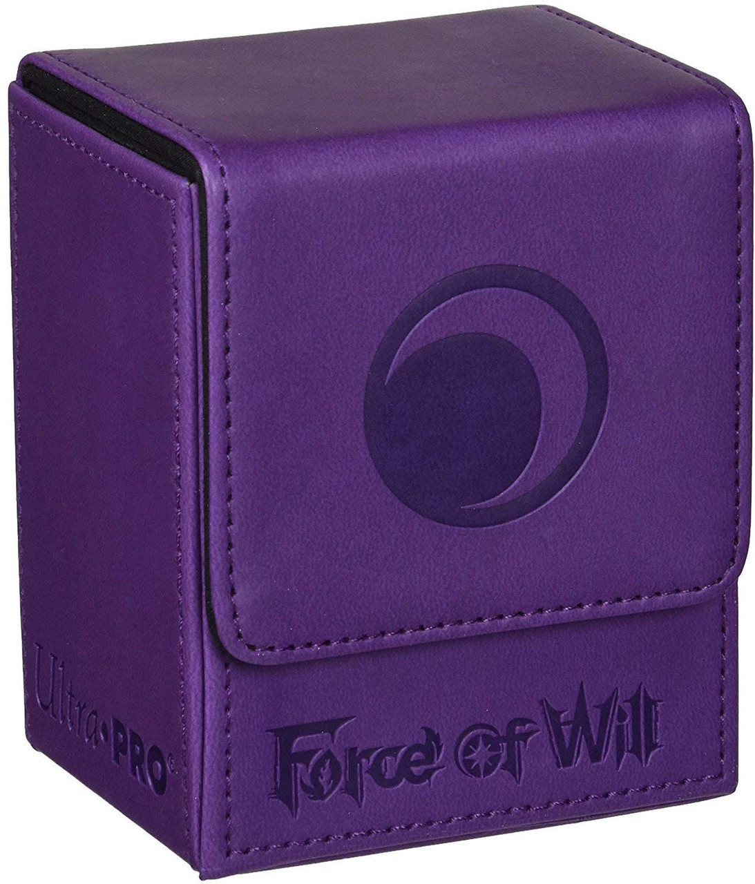Force of Will Flip Box - Darkness (Purple) - - Special Order