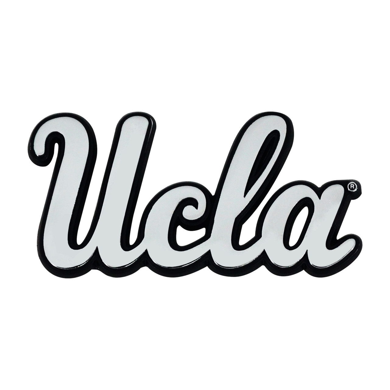 UCLA Bruins Auto Emblem Premium Metal Chrome Special Order