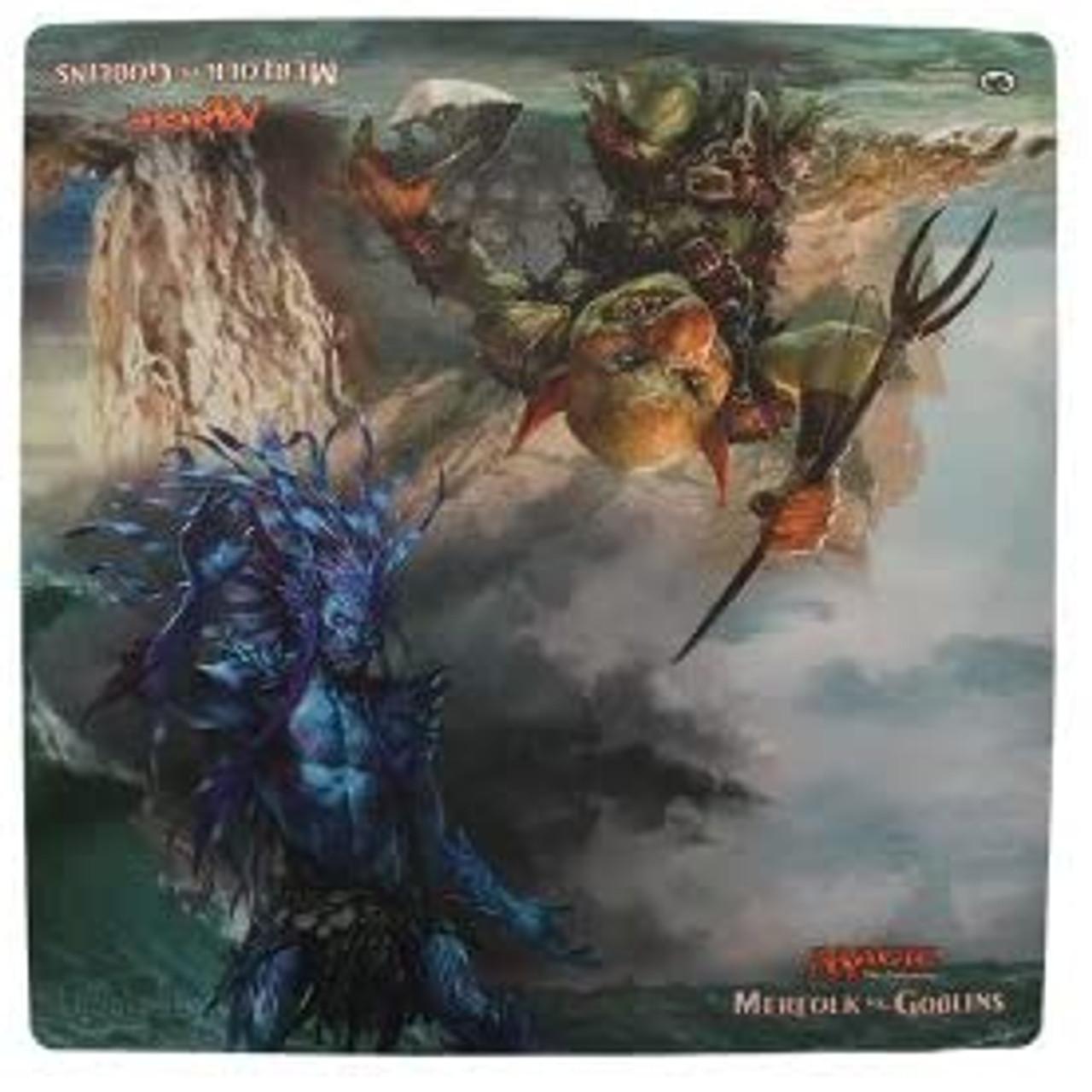 Magic Playmat - Merfolk vs Goblin - Special Order