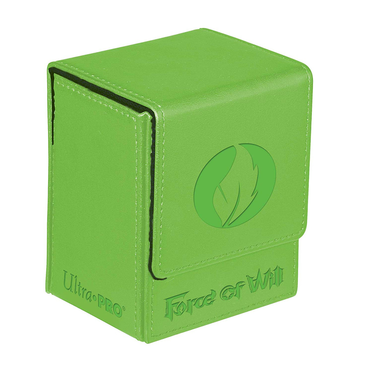 Force of Will Flip Box - Wind (Green) - - Special Order
