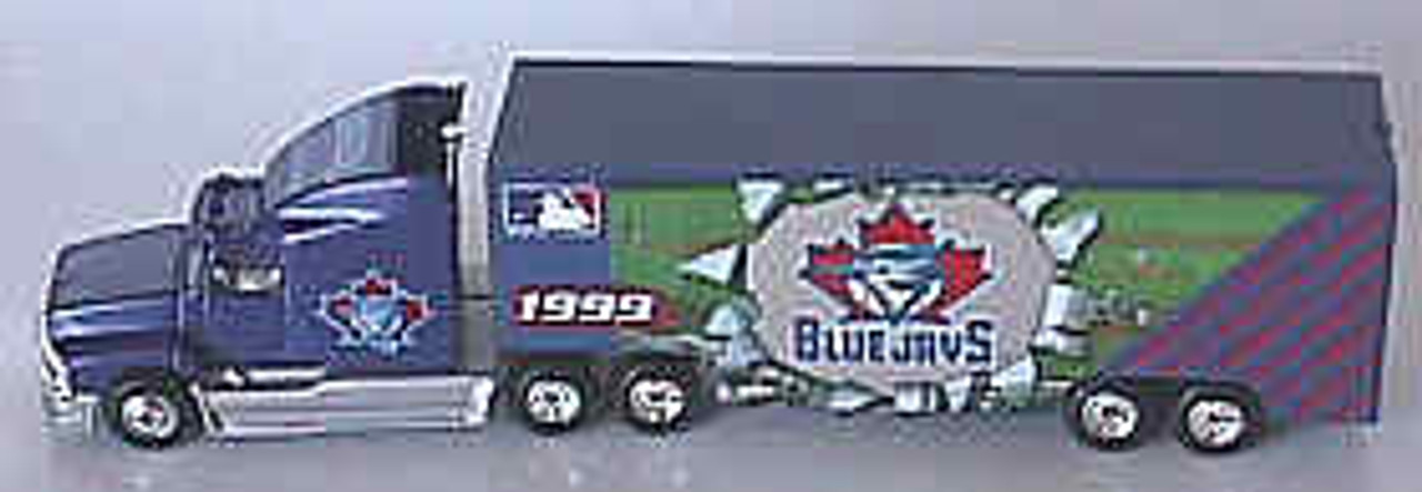 Toronto Blue Jays White Rose 1999 Tractor Trailer