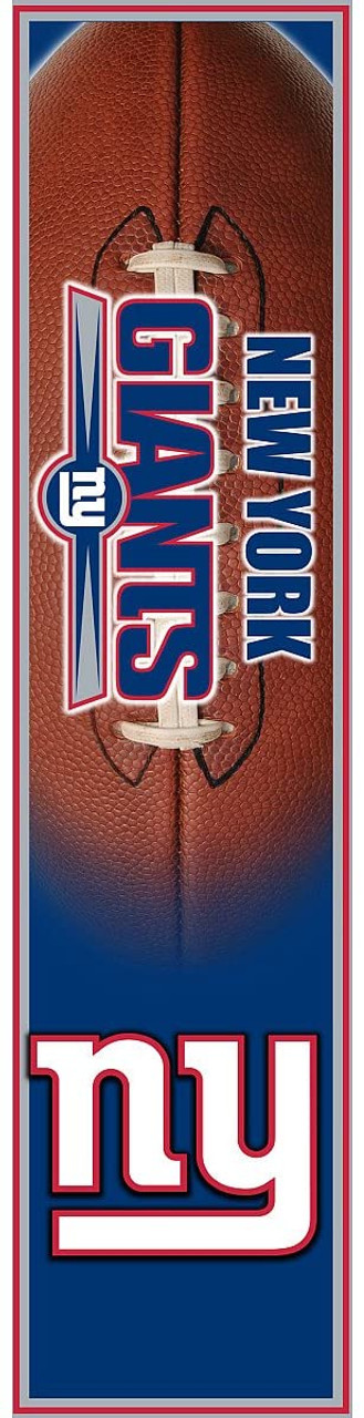 New York Giants Banner 56x14 Marquee
