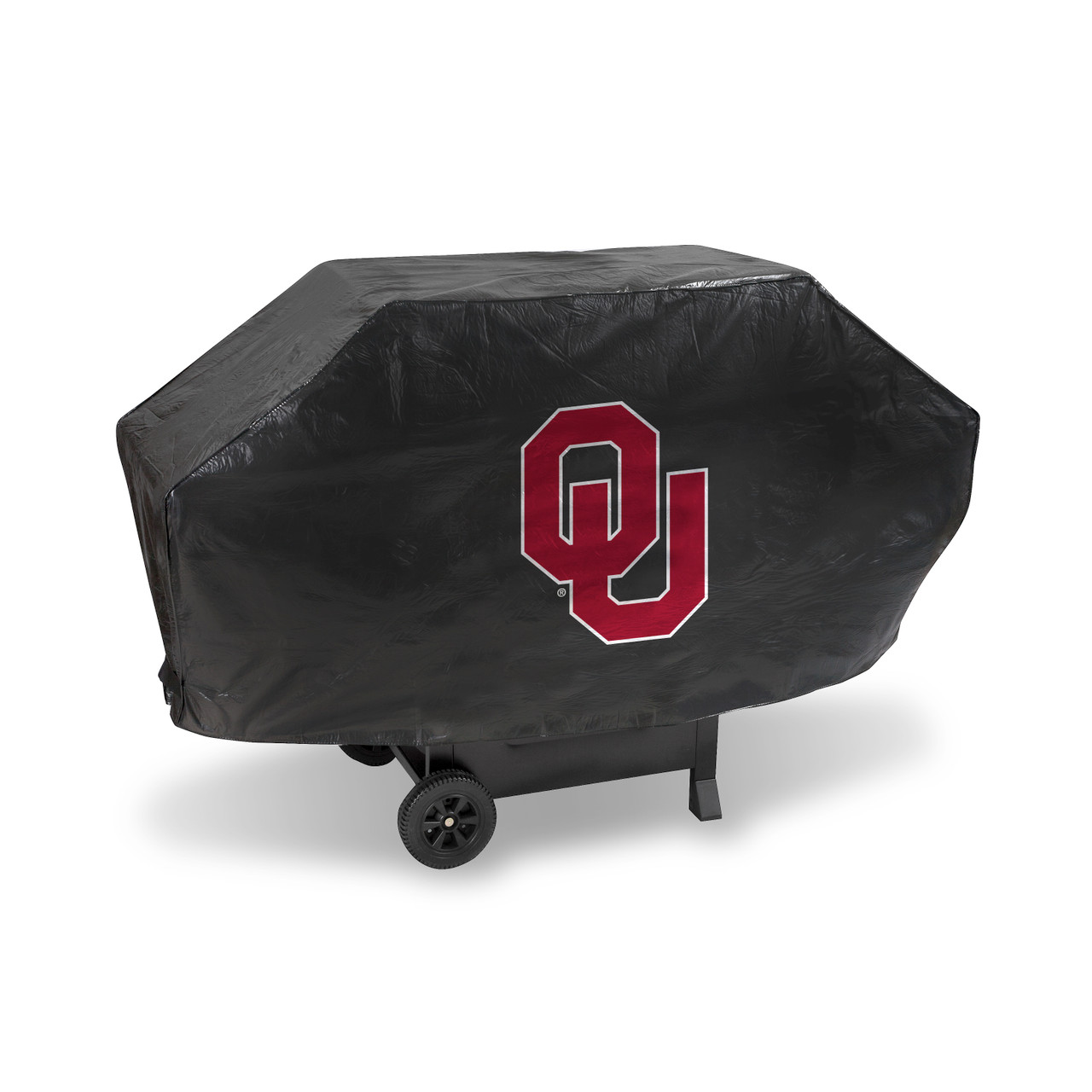 Oklahoma Sooners Grill Cover Deluxe Alternate