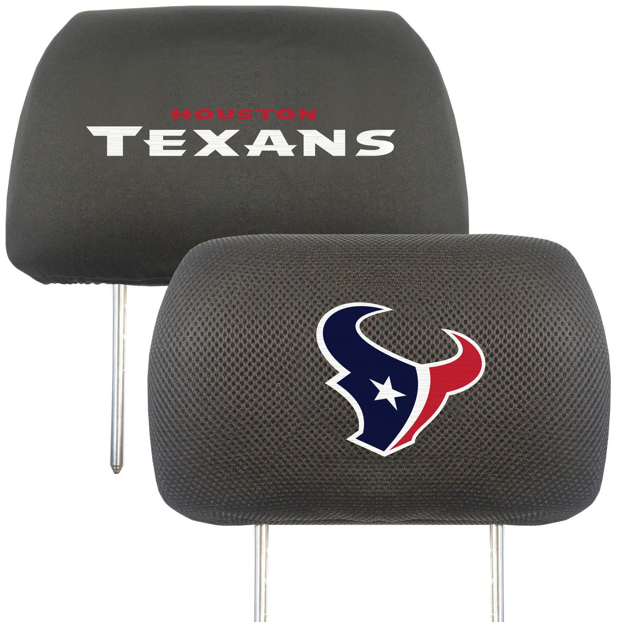 Houston Texans Headrest Covers FanMats