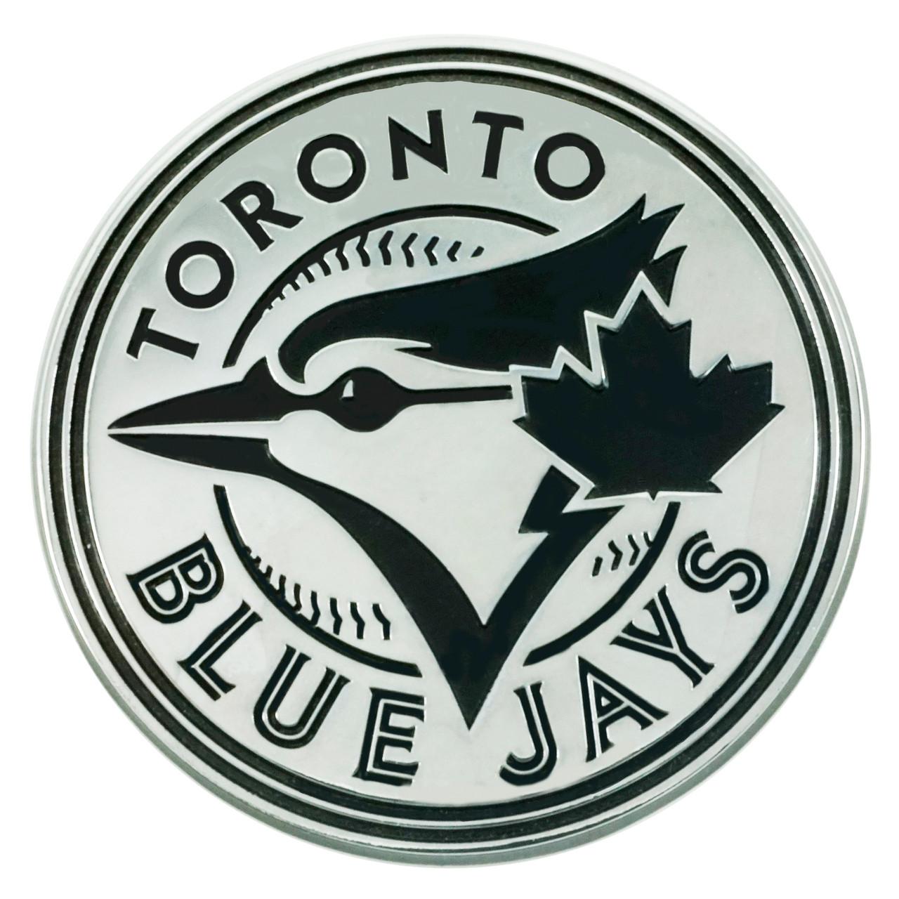 Toronto Blue Jays Auto Emblem Premium Metal Chrome Special Order