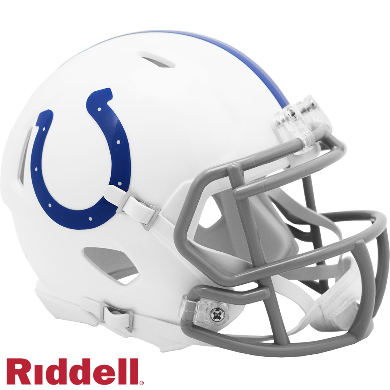 Indianapolis Colts Helmet Riddell Replica Mini Speed Style 2020