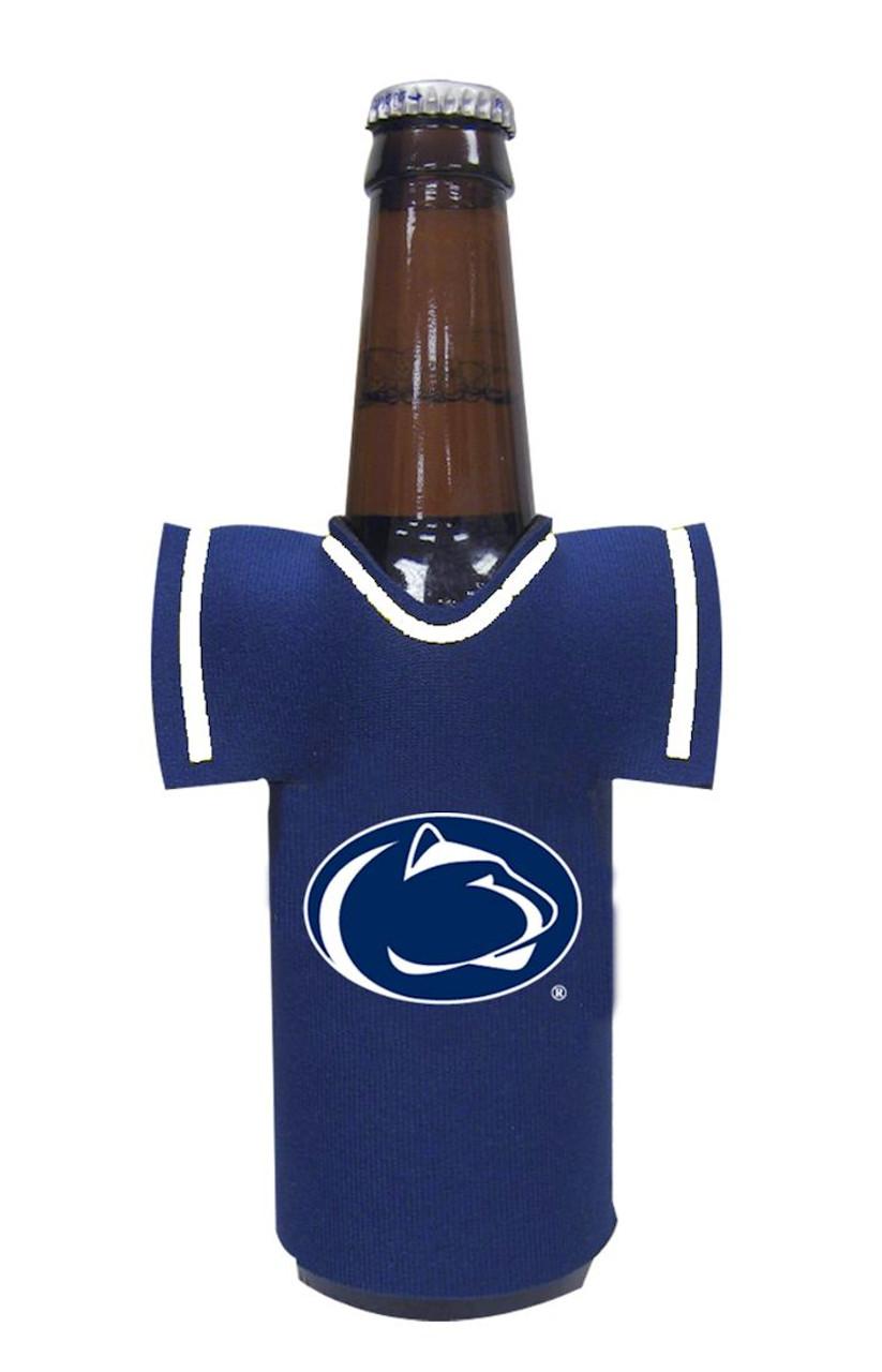 Penn State Nittany Lions Bottle Jersey Holder Blue