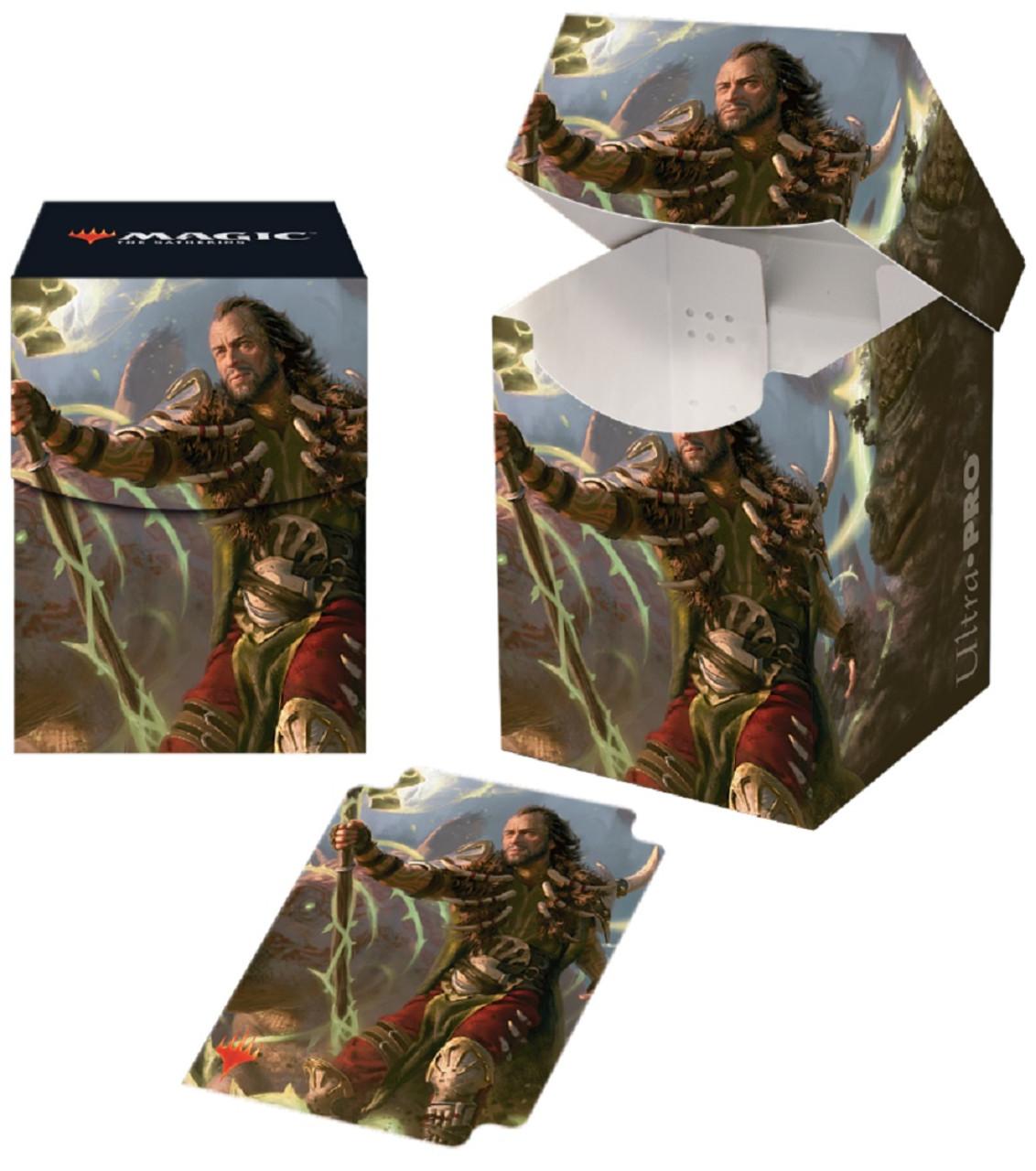 Magic: The Gathering - Commander 2019 V4 PRO 100+ Deck Box - Special Order