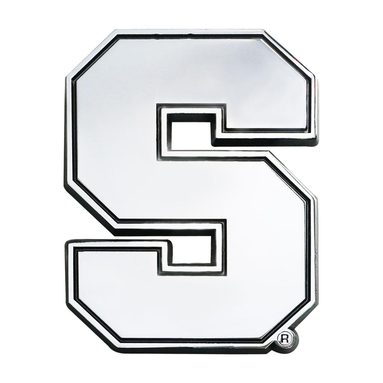 Syracuse Orange Auto Emblem Premium Metal Chrome Special Order
