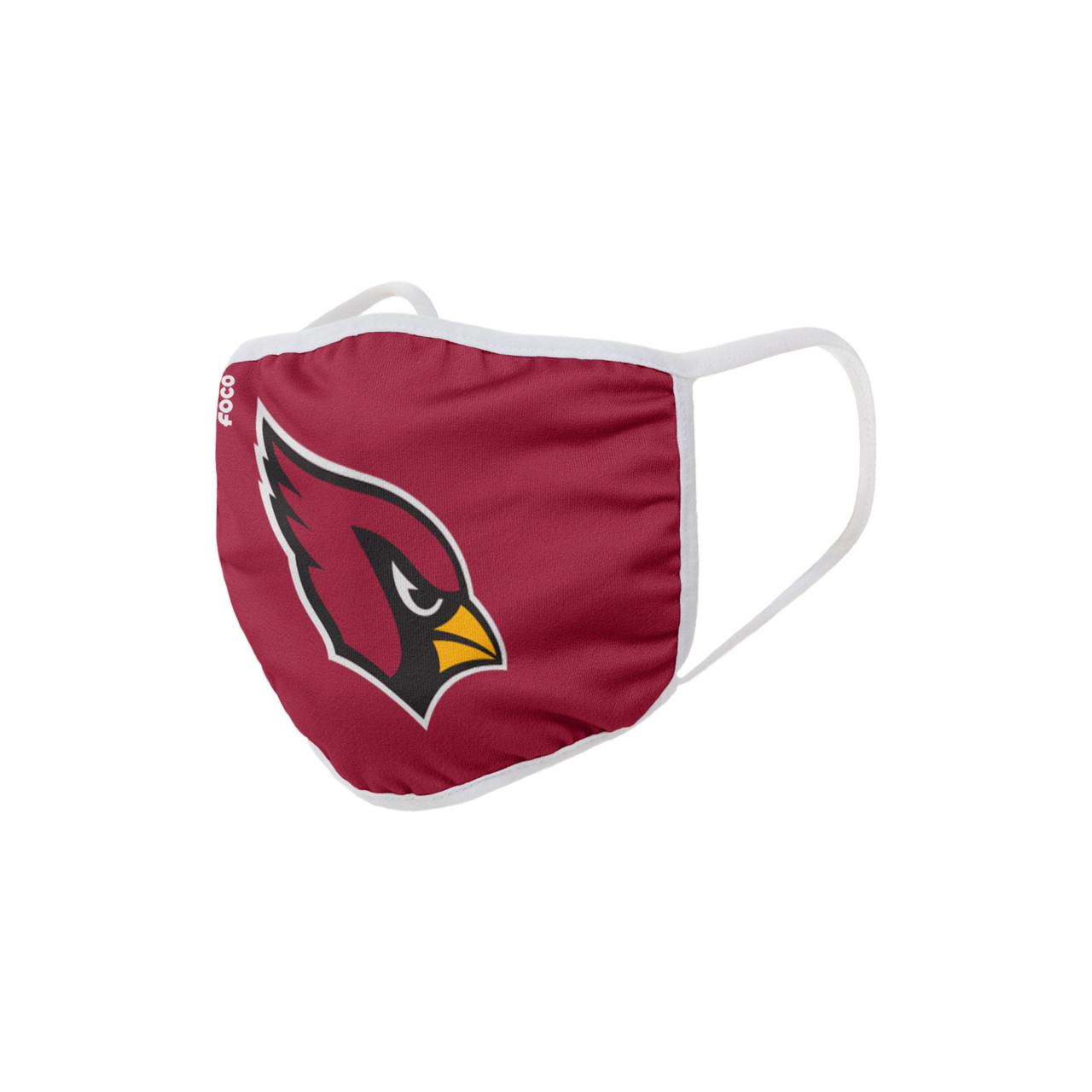 Arizona Cardinals Face Cover Big Logo
