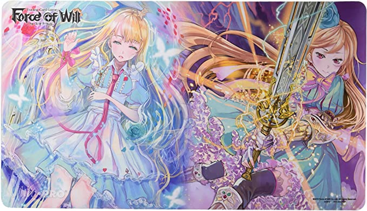 Force of Will Playmat - Fairy Queen