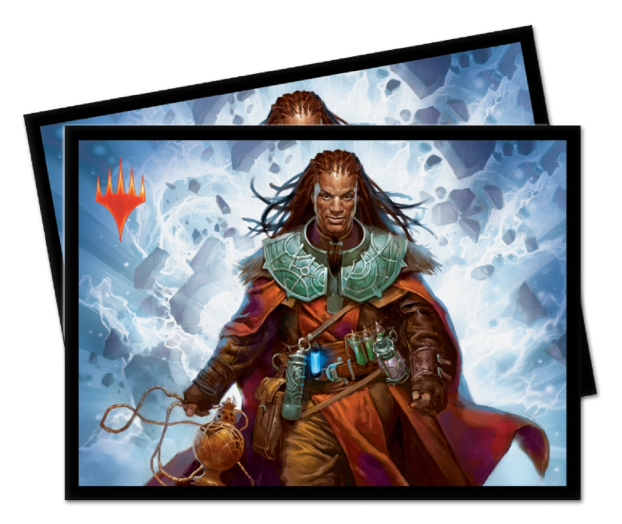 Magic: The Gathering - Commander 2019 V3 Card Sleeves 100ct - Special Order