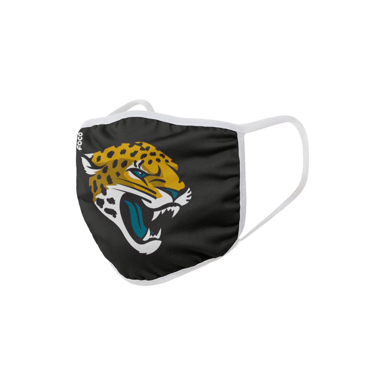 Jacksonville Jaguars Face Cover Big Logo