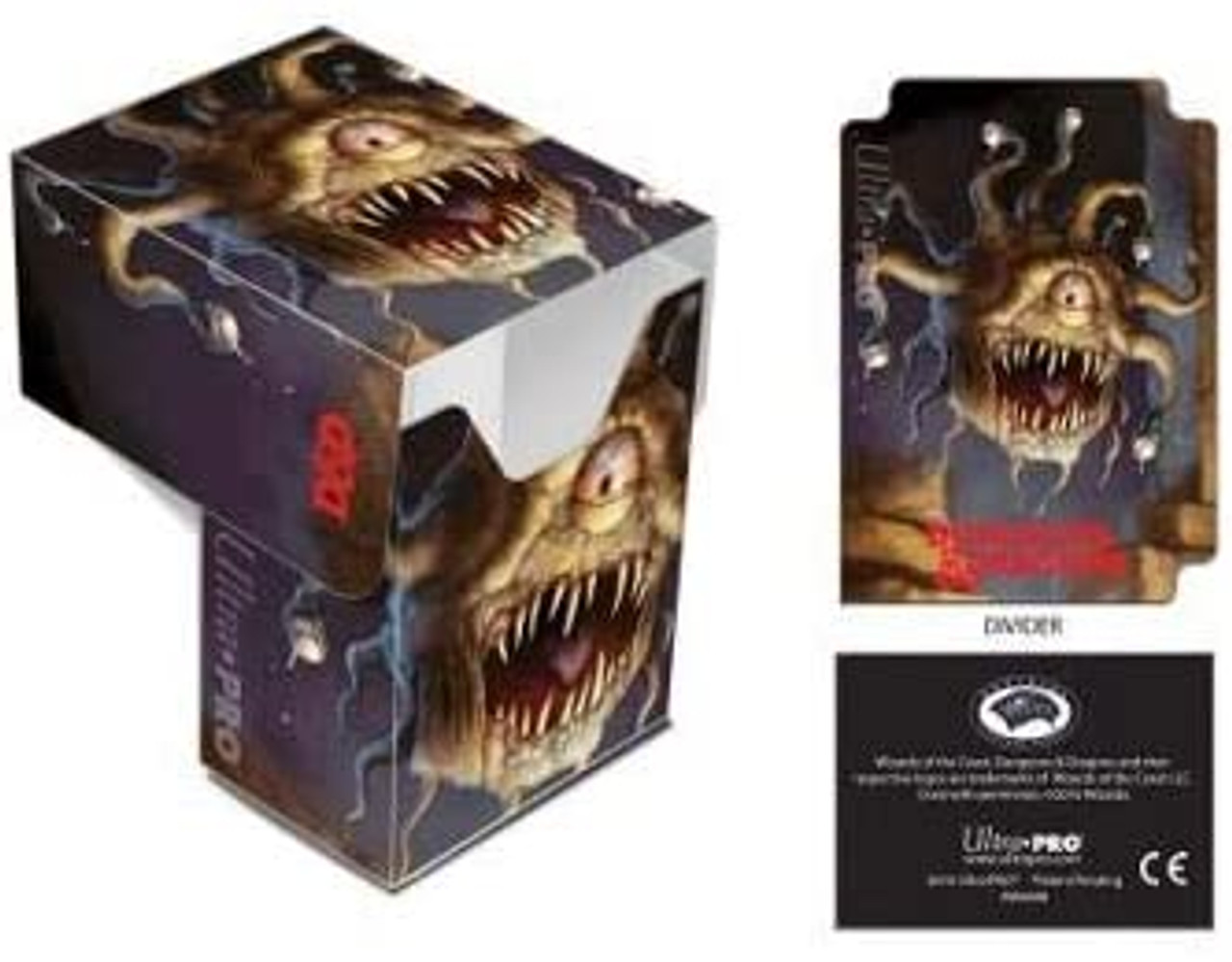 Deck Box - Dungeons & Dragons - Beholder - Special Order