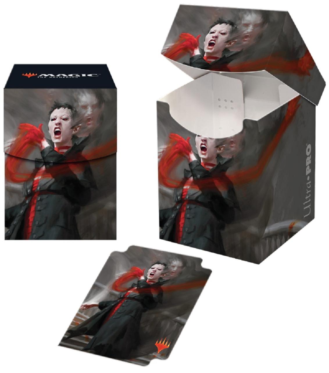 Magic: The Gathering - Commander 2019 V1 PRO 100+ Deck Box - Special Order