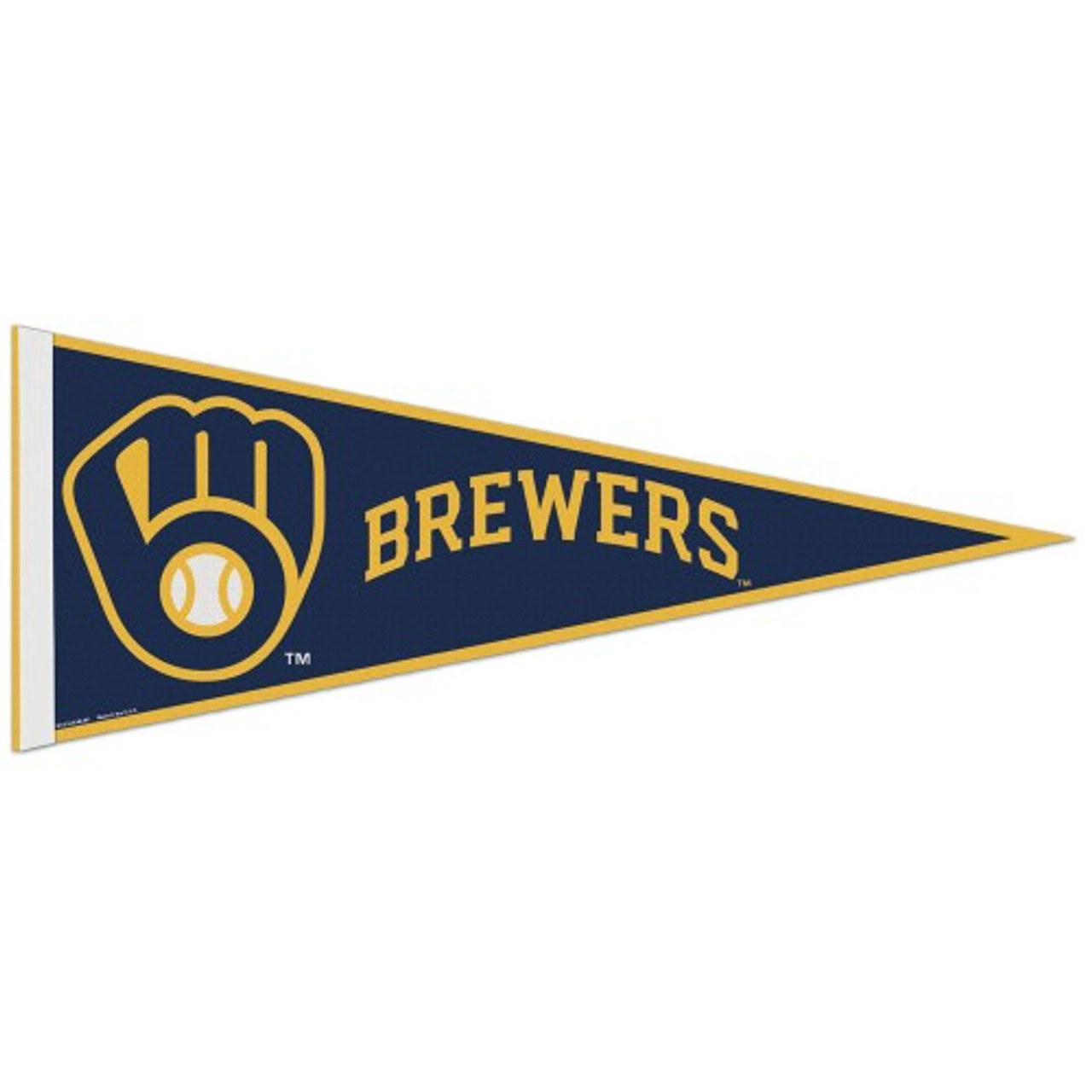 Milwaukee Brewers Pennant - Special Order