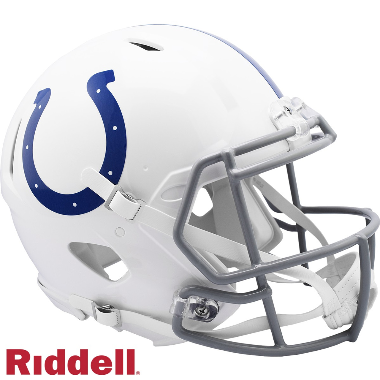 Indianapolis Colts Helmet Riddell Authentic Full Size Speed Style 2020