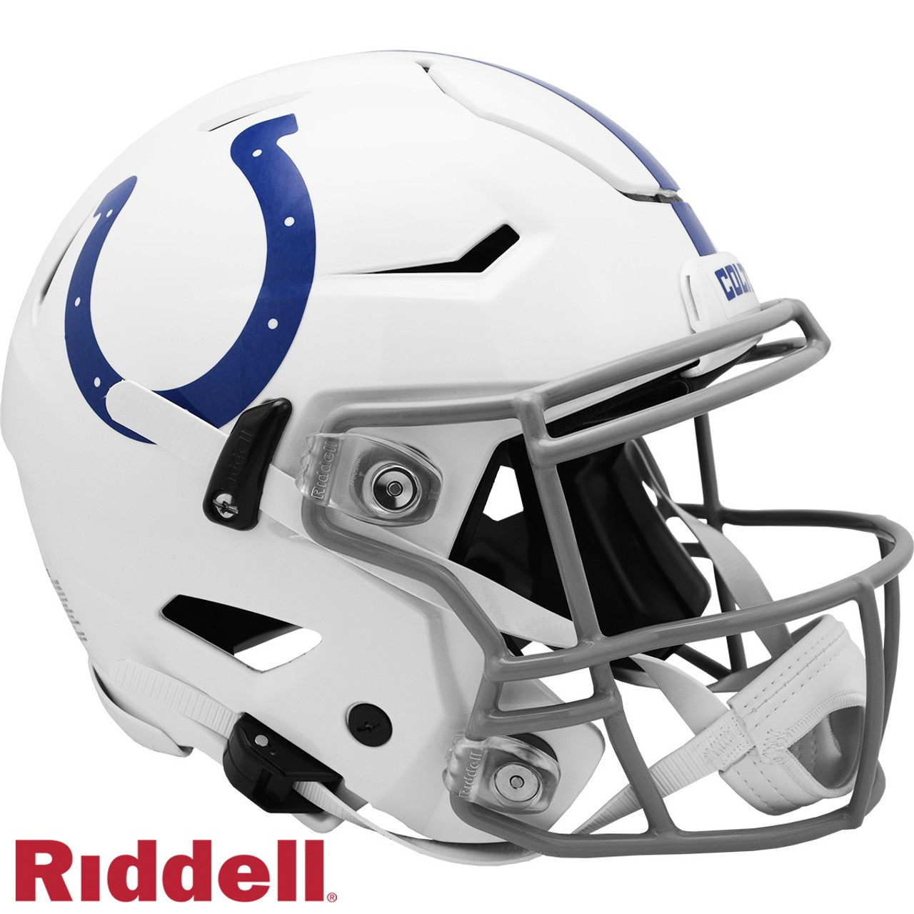 Indianapolis Colts Helmet Riddell Authentic Full Size SpeedFlex Style 2020 Special Order