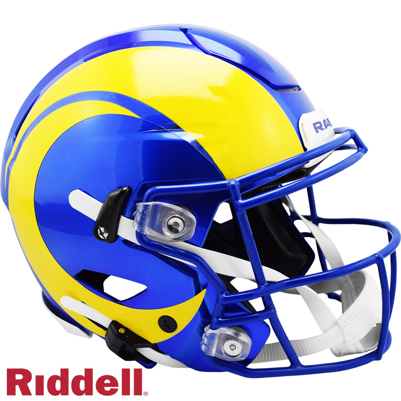 Los Angeles Rams Helmet Riddell Authentic Full Size SpeedFlex Style 2020 Special Order
