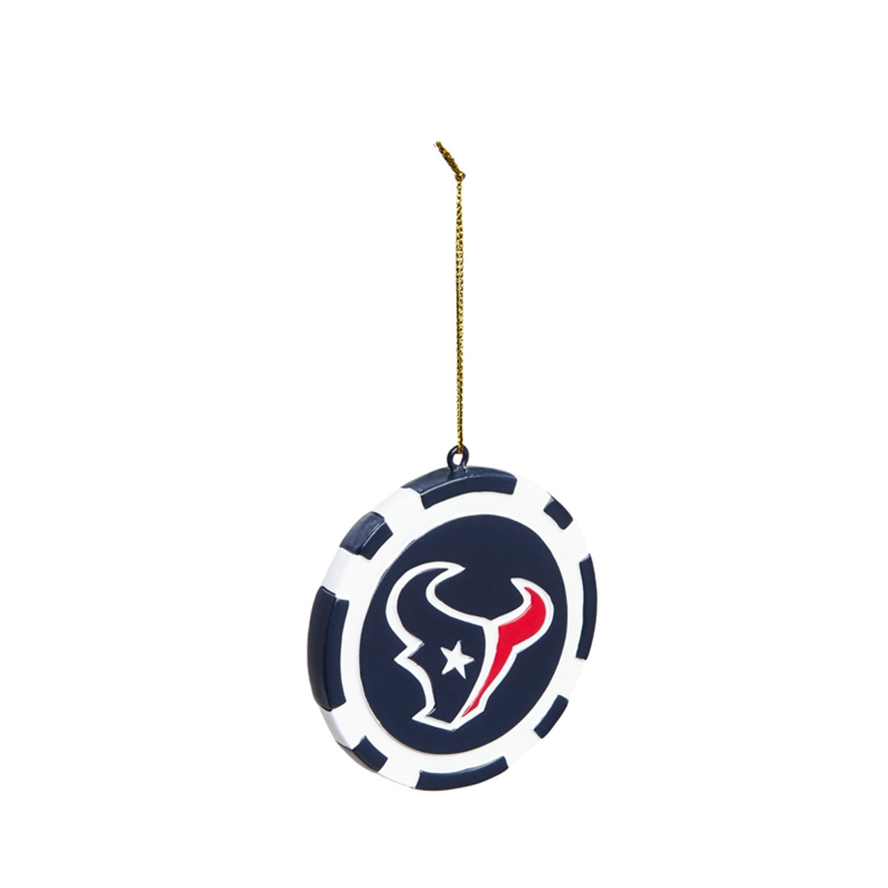 Houston Texans Ornament Game Chip - Special Order