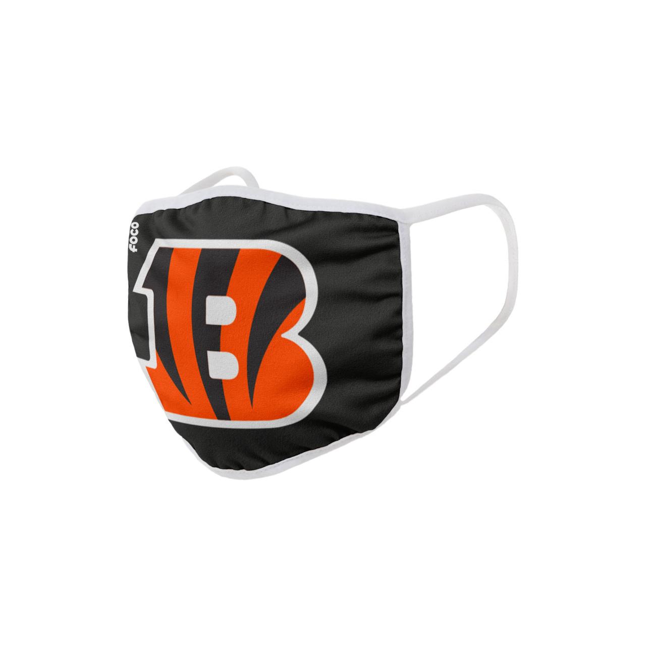 Cincinnati Bengals Face Cover Big Logo