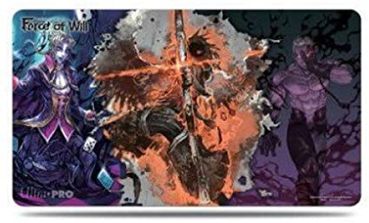 Force of Will Playmat - Seven Kings