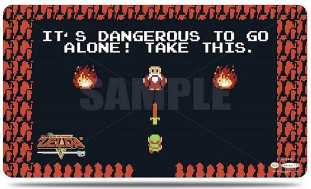 Playmat Zelda Dangerous - Special Order