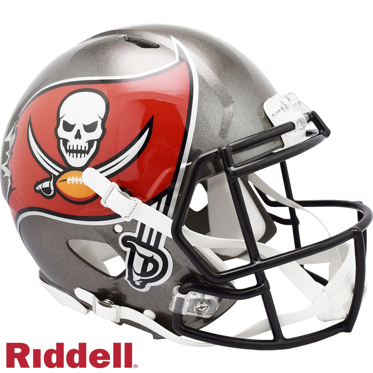 Tampa Bay Buccaneers Helmet Riddell Authentic Full Size Speed Style 2020