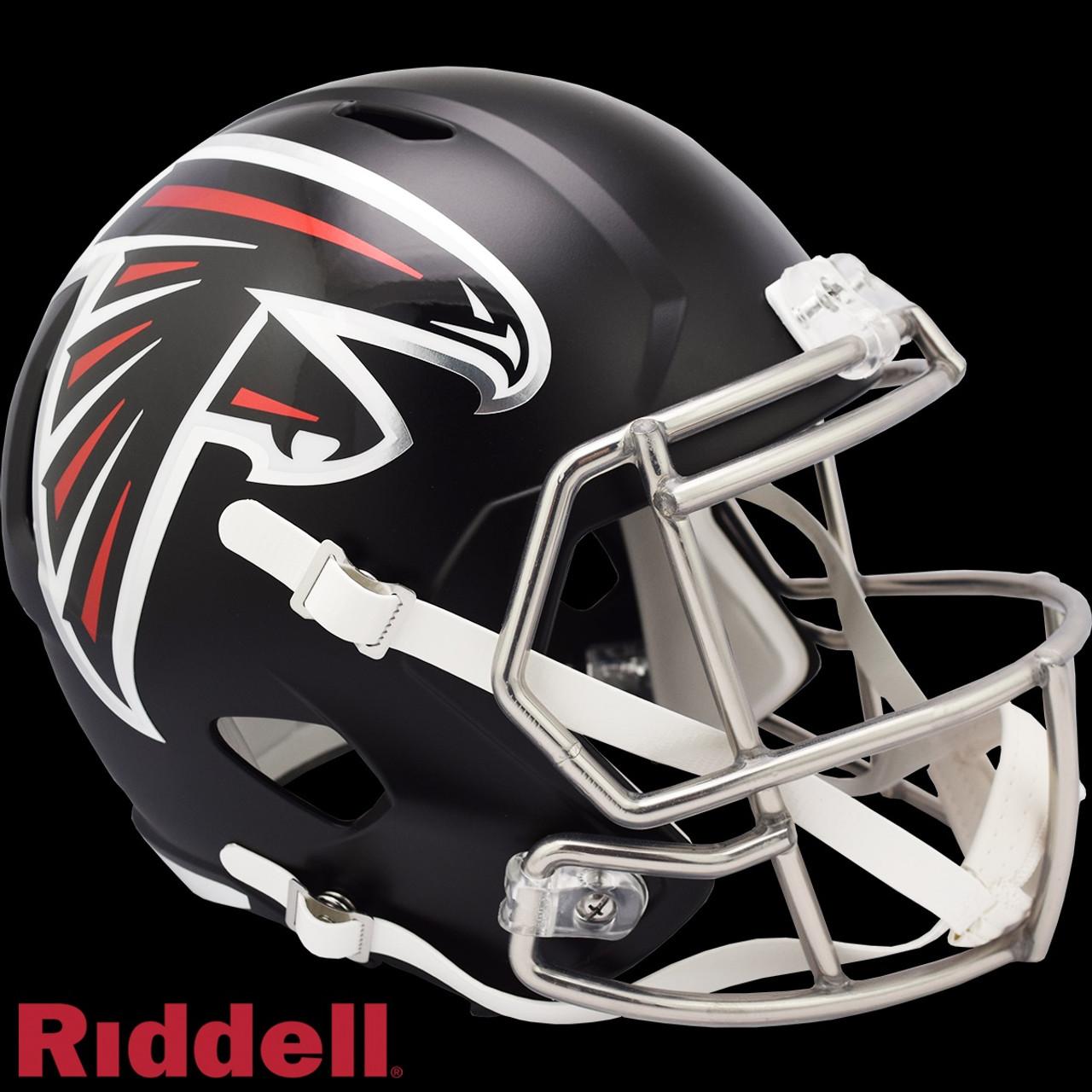Atlanta Falcons Helmet Riddell Replica Full Size Speed Style 2020