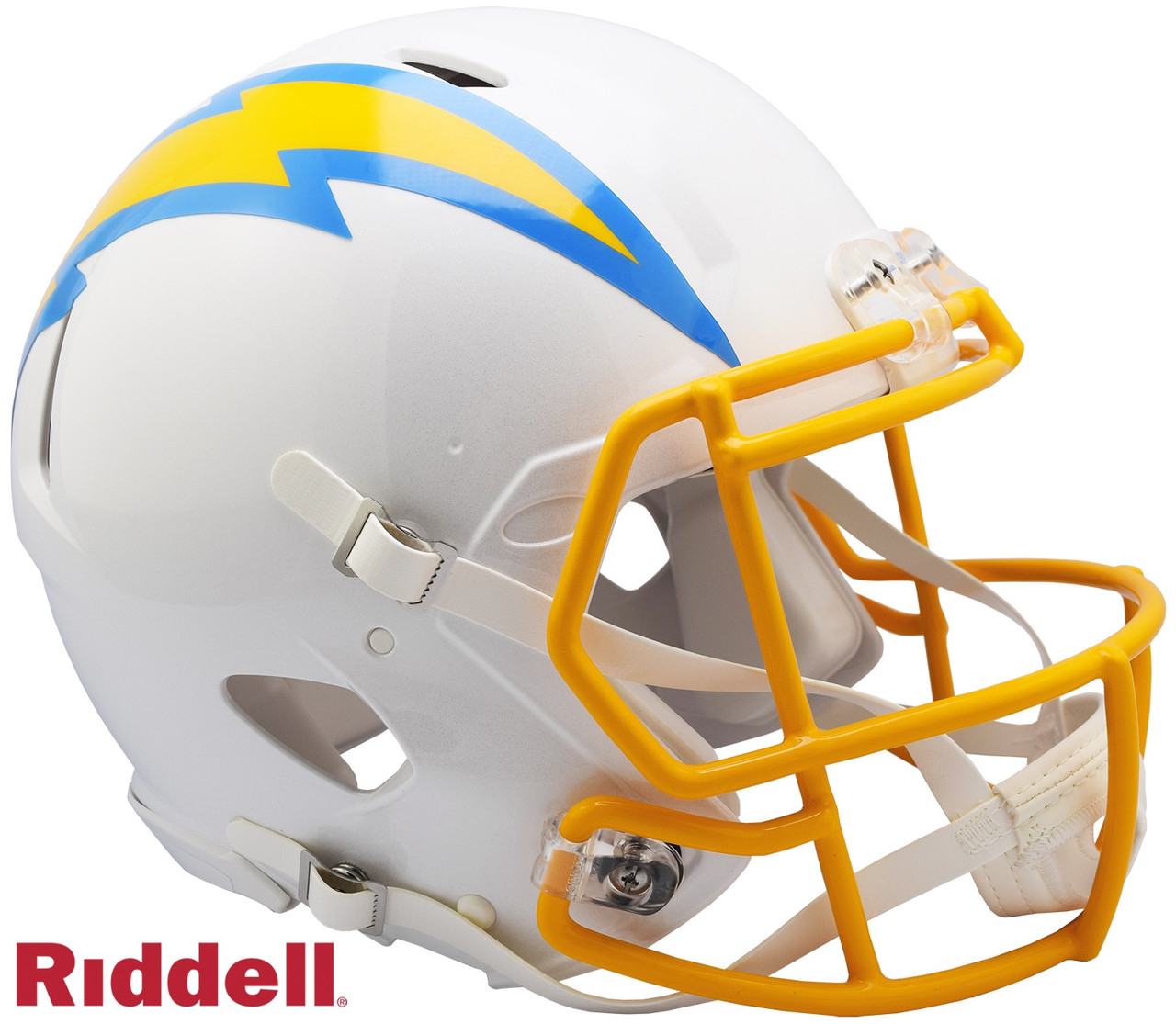 Los Angeles Chargers Helmet Riddell Authentic Full Size SpeedFlex Style 2020 Special Order