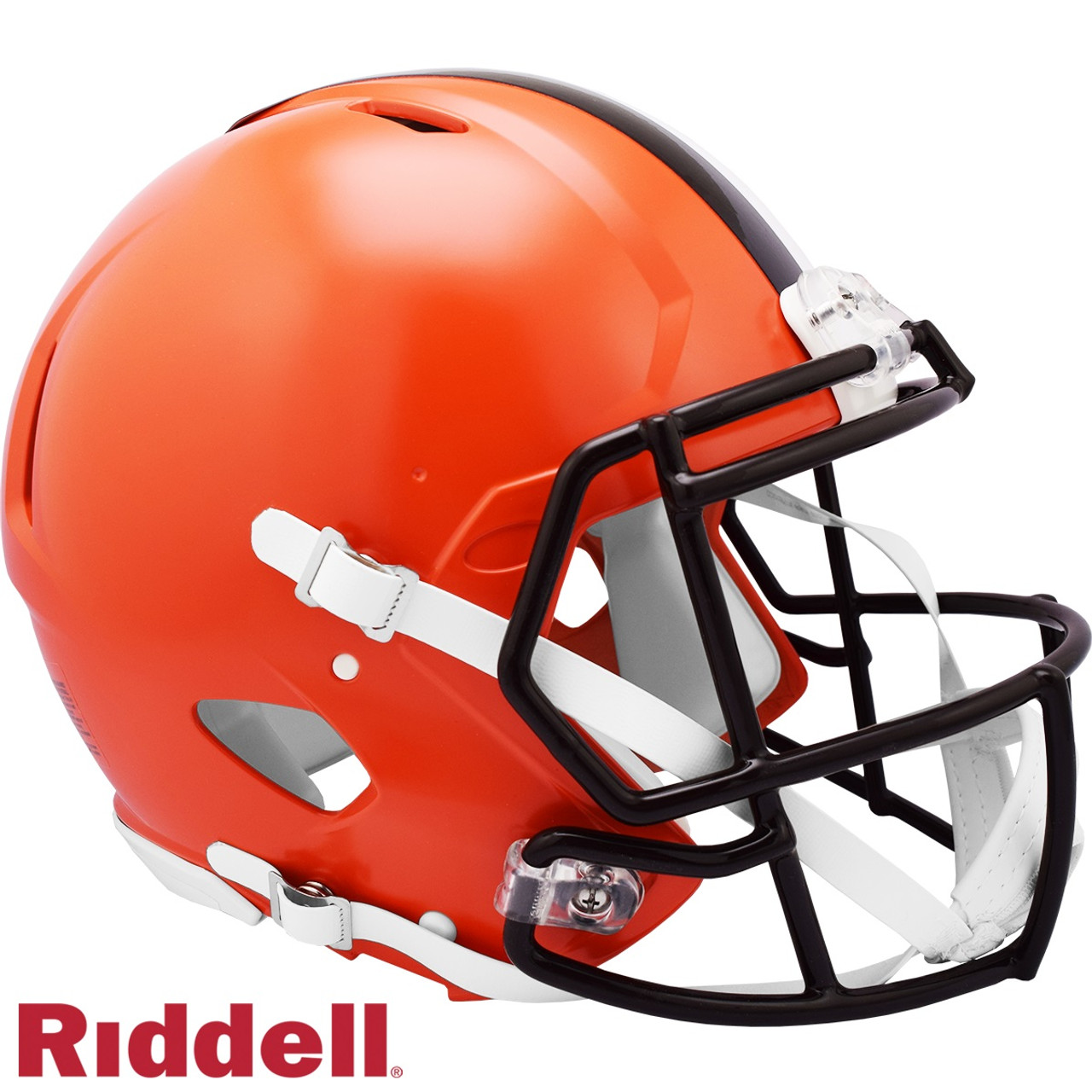 Cleveland Browns Helmet Riddell Authentic Full Size Speed Style 2020