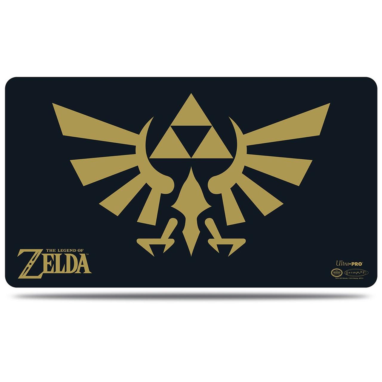 Playmat - Zelda Black & Gold - Special Order