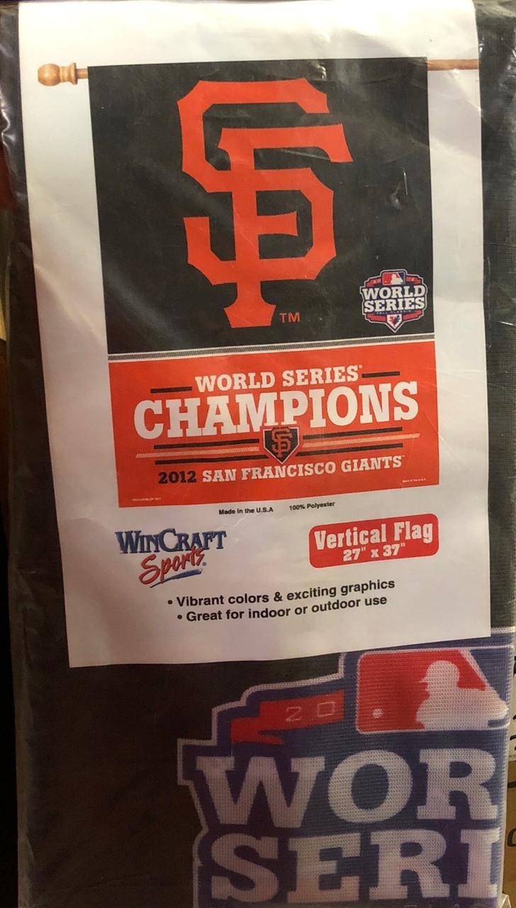 San Francisco Giants Banner 27x37 Vertical