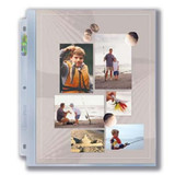 Ultra Pro 1-Pocket 8 1/2 x 11 Pages (Case of 300)