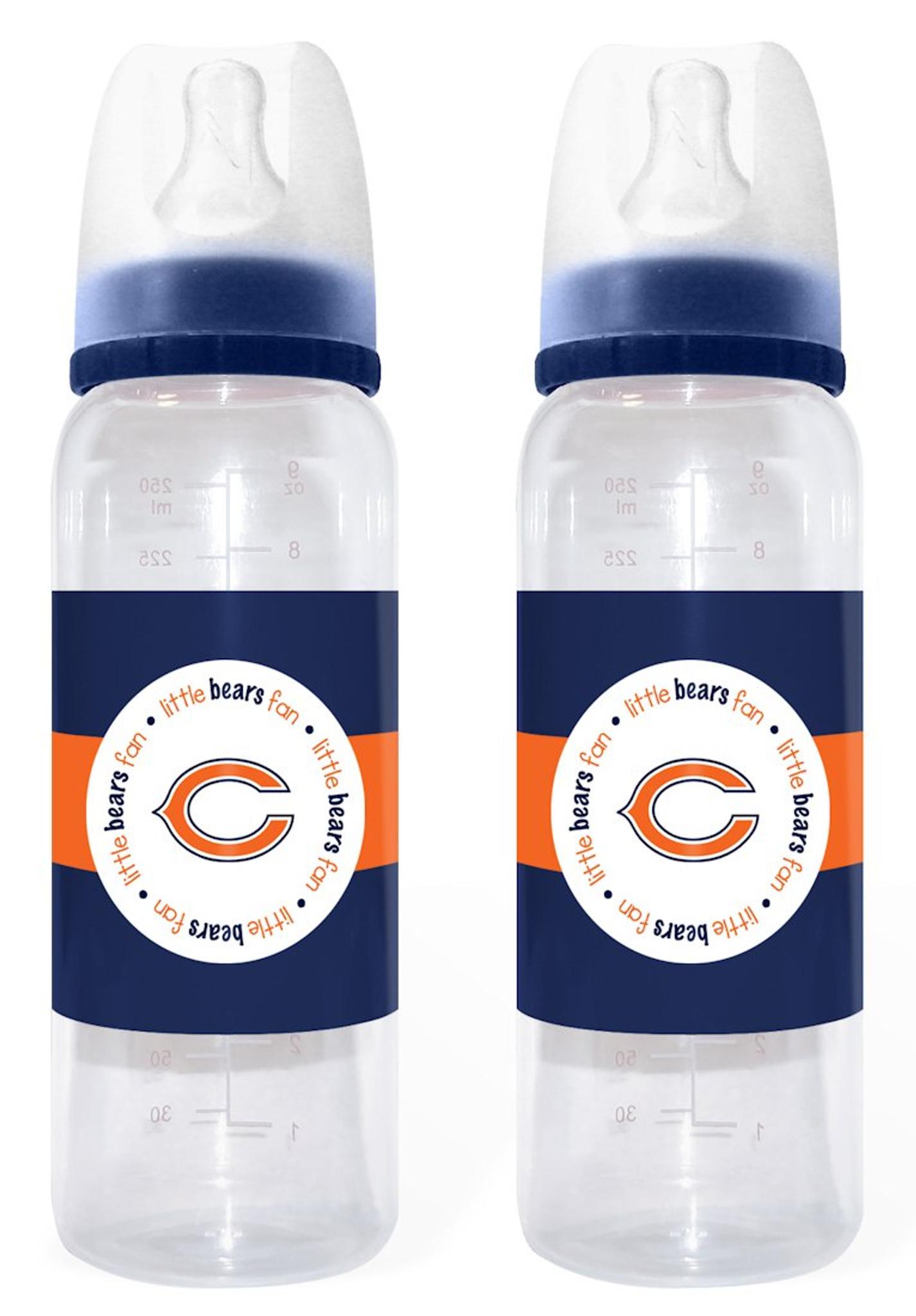 e26fa85928e Chicago Bears Baby Bottle 2 Pack - Caseys Distributing