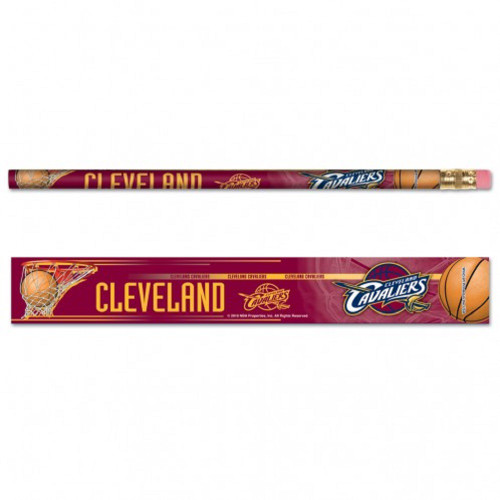 Cleveland Cavaliers Pencil 6 Pack