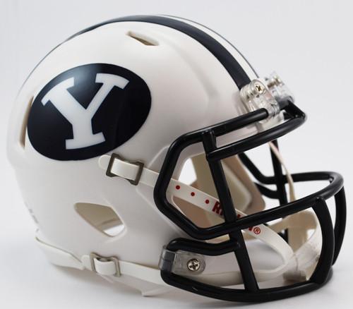 BYU Cougars Replica Speed Mini Helmet