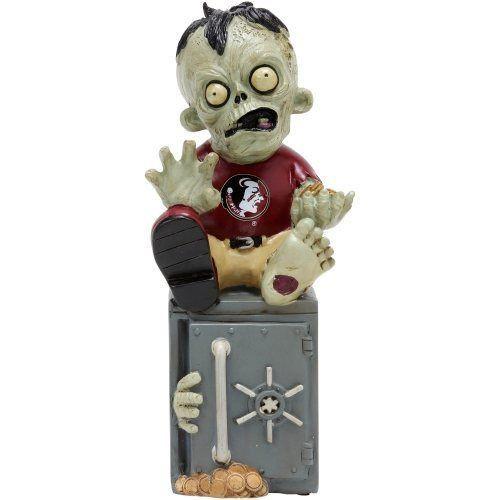 Florida State Seminoles Zombie Figurine Bank