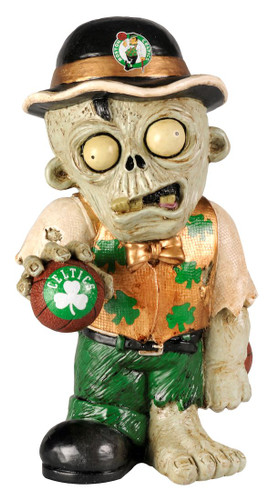Boston Celtics Zombie Figurine - Thematic