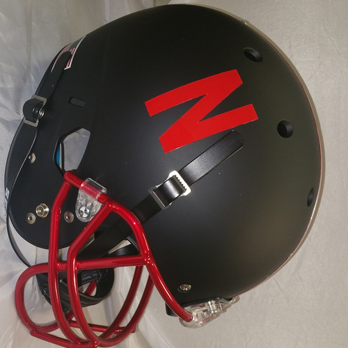 Nebraska Cornhuskers Schutt XP Authentic Full Size Helmet - Alternate 2015