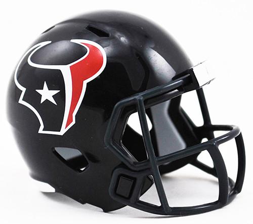 Houston Texans Helmet Riddell Pocket Pro Speed Style