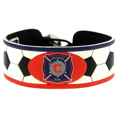 Chicago Fire Classic Soccer Bracelet