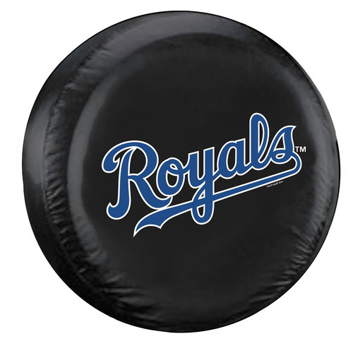 Kansas City Royals Tire Cover - Large Size