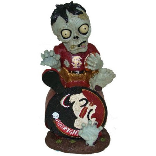 Florida State Seminoles Zombie Figurine - On Logo w/Football