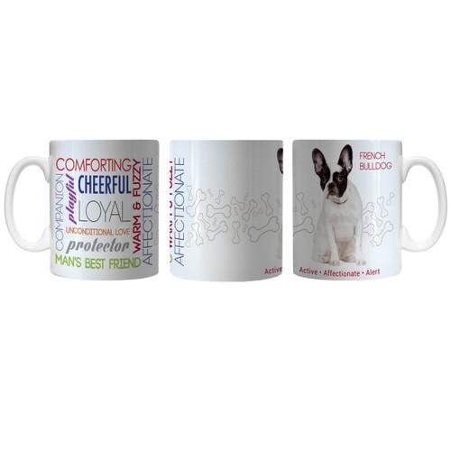 Pet Coffee Mug 11oz French Bulldog