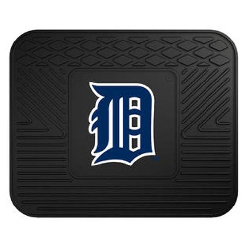 Detroit Tigers Car Mat Heavy Duty Vinyl Rear Seat
