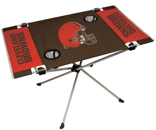 Cleveland Browns Table Endzone Style