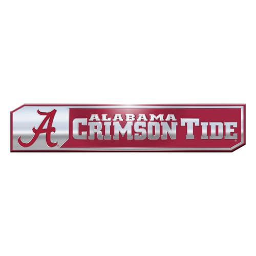 Alabama Crimson Tide Auto Emblem Truck Edition 2 Pack