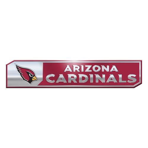 Arizona Cardinals Auto Emblem Truck Edition 2 Pack