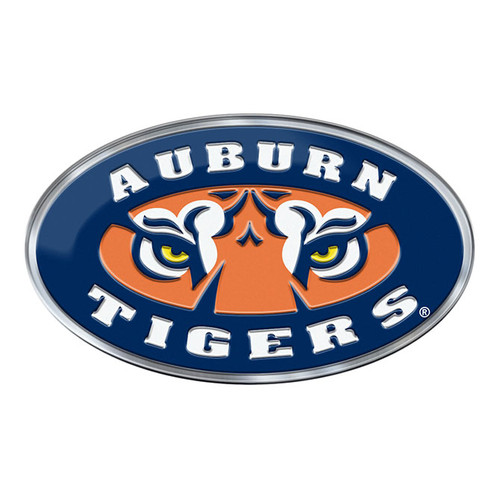 Auburn Tigers Auto Emblem Color Alternate Logo